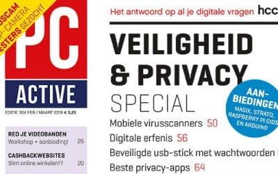 Regel tijdig je digitale erfenis – PC-Active